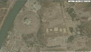 Satellite Image of Babylon