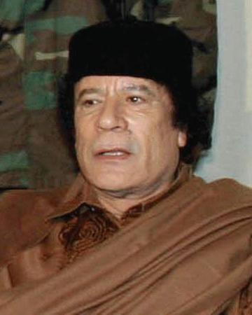 Muammar Muhammad Abu Minyar al-Gaddafi