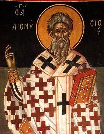 Pope Dionysius of Alexandria,