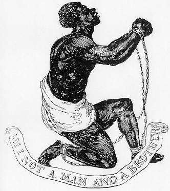 Medallion from the British Abolitionist Movement  (late 1700s)