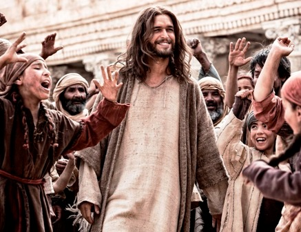Son of God Jesus movie clip