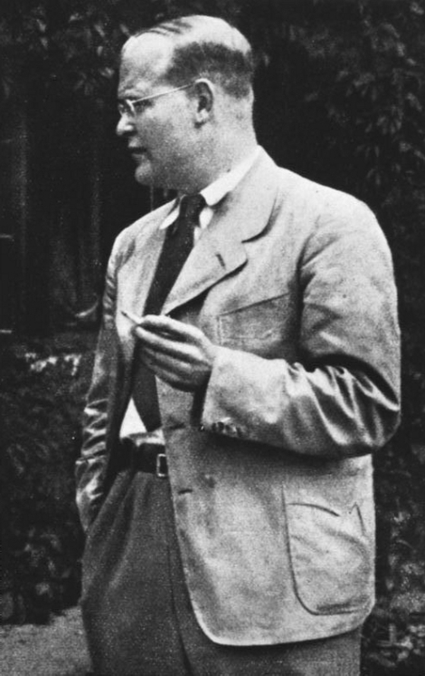 Dietrich Bonhoeffer from German Federal Archive