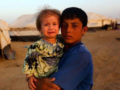 Iraqui-refugees