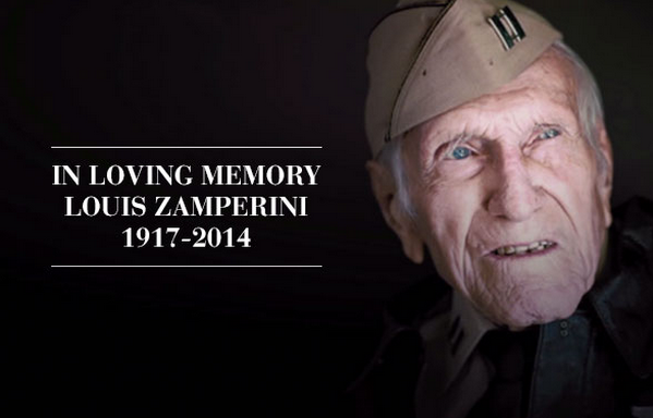 Louis Zamperini Movie Billy Graham
