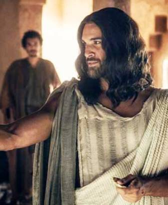 Jesus portrayed in AD TV series