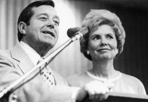 Vonette and Bill BW