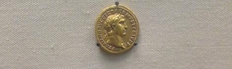 Roman coin 470x140