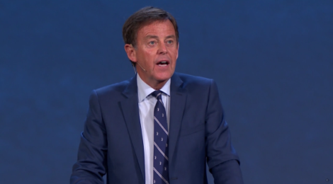 Alistair Begg at 2017 Ligonier conference
