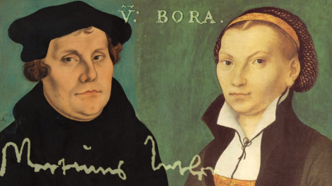 Martin Luther and Katharina von Bora