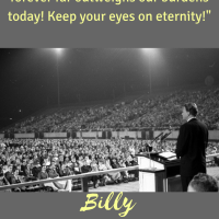 What Billy Graham Wants You to Know