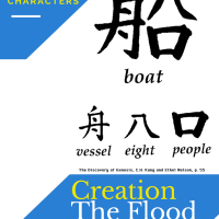 Discovering God in Chinese Characters